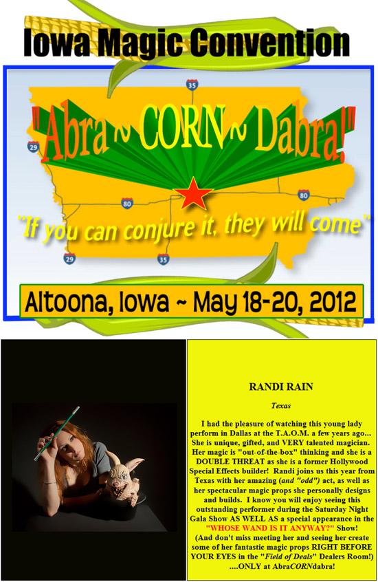 Abra - Corn - Dabra